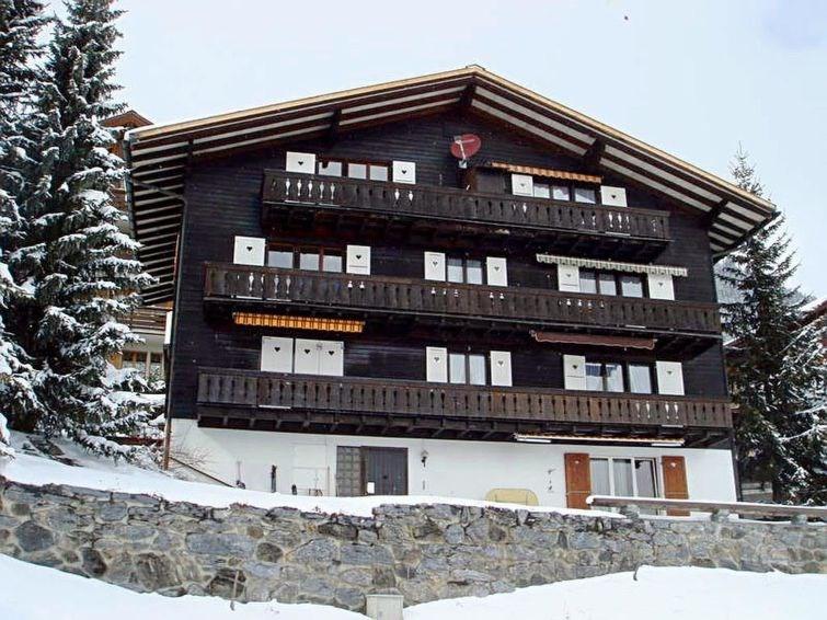 Location vacances Lauterbrunnen -  Appartement - 3 personnes -  - Photo N° 1