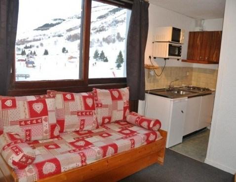 Location vacances Les Deux Alpes -  Appartement - 2 personnes - Télévision - Photo N° 1