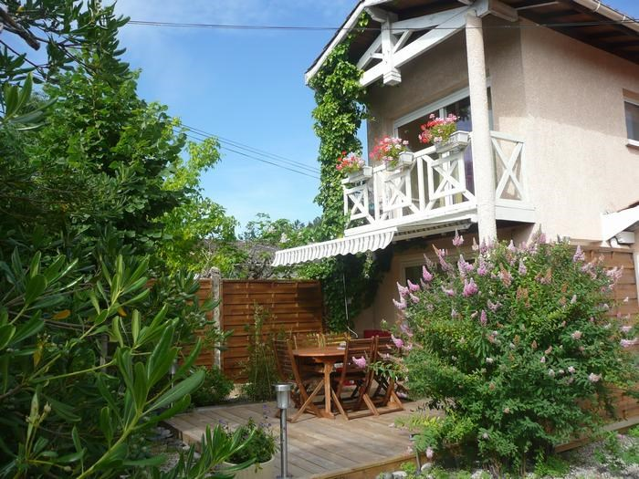 Holiday rentals Andernos-les-Bains - House - 2 persons - BBQ - Photo N° 1