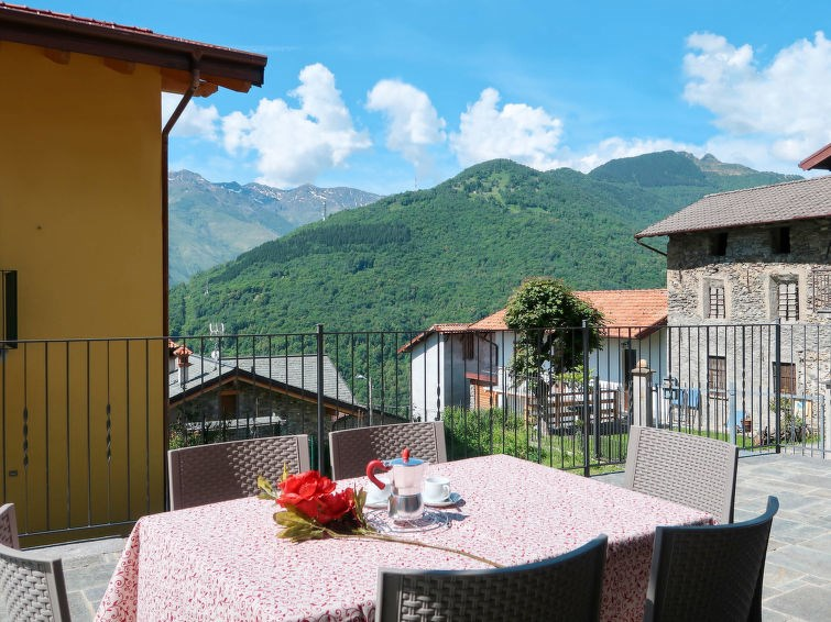 Location vacances Gravedona ed Uniti -  Appartement - 5 personnes -  - Photo N° 1