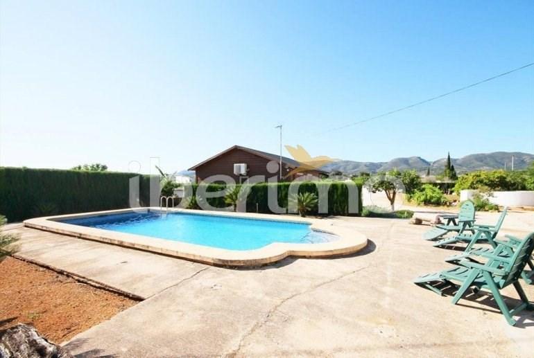 Villa à Javea pour 4 personnes - 2 chambres