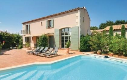 Location vacances Saint-Rémy-de-Provence -  Maison - 8 personnes - Lecteur DVD - Photo N° 1