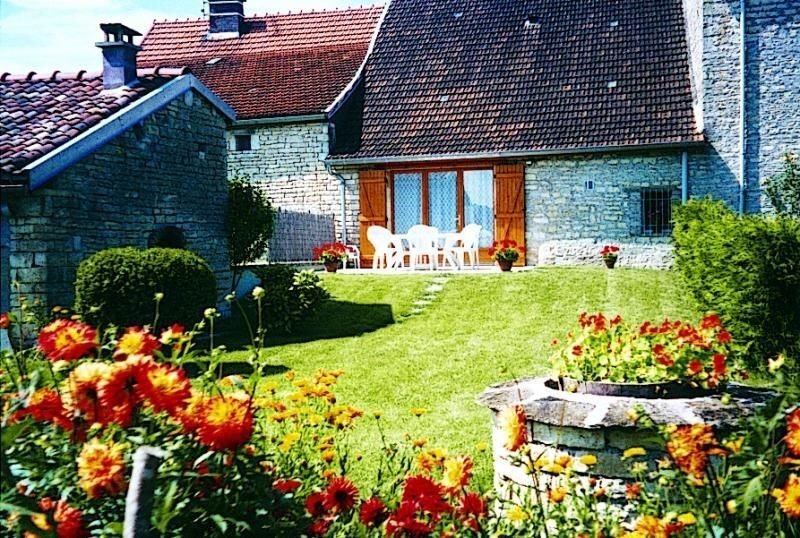 Location vacances Cirfontaines-en-Azois -  Gite - 6 personnes - Barbecue - Photo N° 1