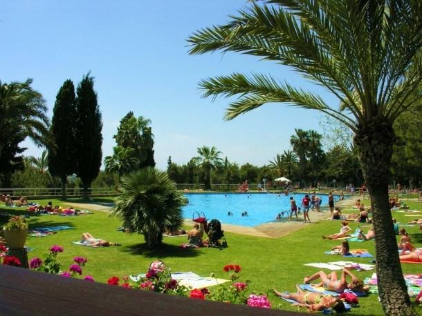 Camping Le Vilanova Park - Chalet 3Ch 6pers Clim + Terrasse