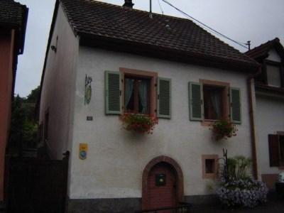 Maison indépendante dans le village - Rombach-le-Franc