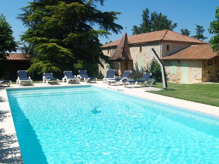Location vacances Saint-Georges -  Maison - 13 personnes - Barbecue - Photo N° 1