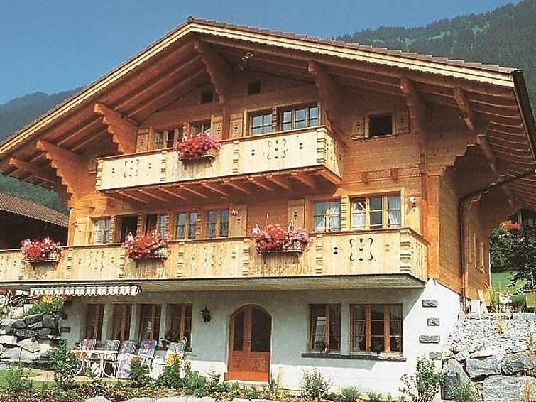 Appartement pour 2 personnes à Ringgenberg