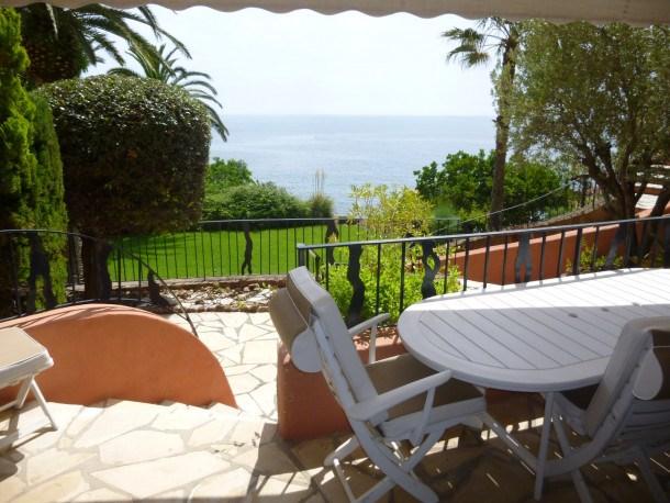 Location vacances Théoule-sur-Mer -  Appartement - 6 personnes - Terrasse - Photo N° 1