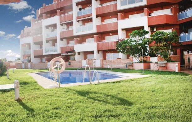 Location vacances Roquetas de Mar -  Appartement - 4 personnes - Chaîne Hifi - Photo N° 1