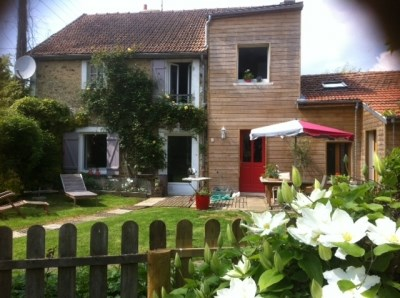 Location vacances Grosrouvre -  Gite - 6 personnes - Barbecue - Photo N° 1