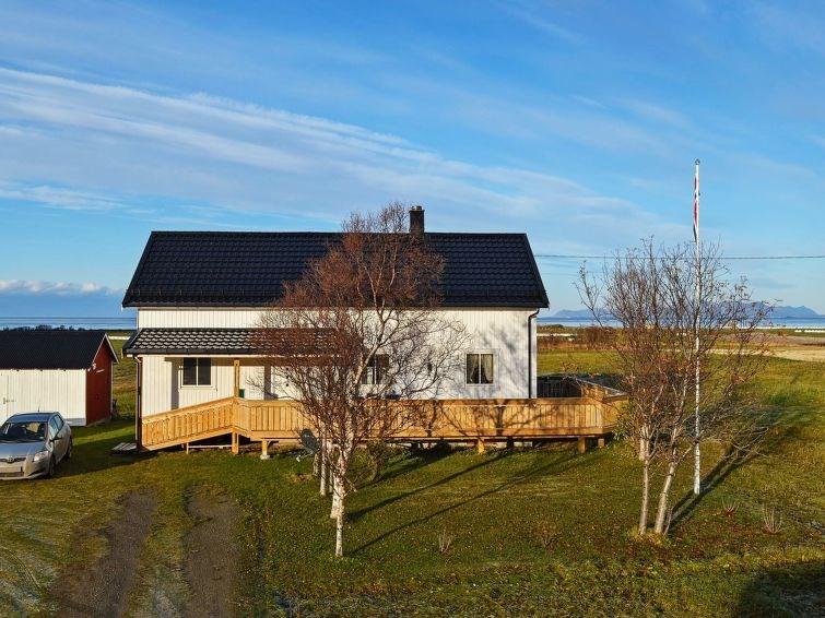 Maison pour 6 personnes à Laukvik