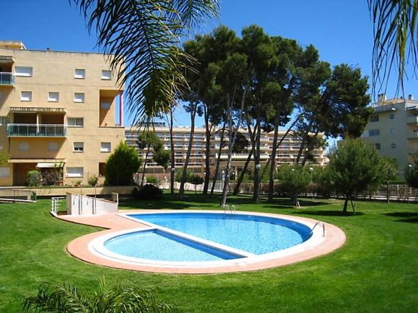 Location vacances Salou -  Appartement - 10 personnes - Télévision - Photo N° 1