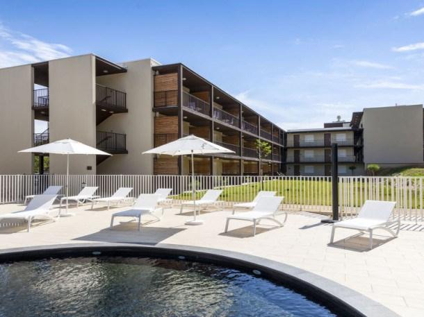 Location vacances Remoulins -  Appartement - 4 personnes - Télévision - Photo N° 1