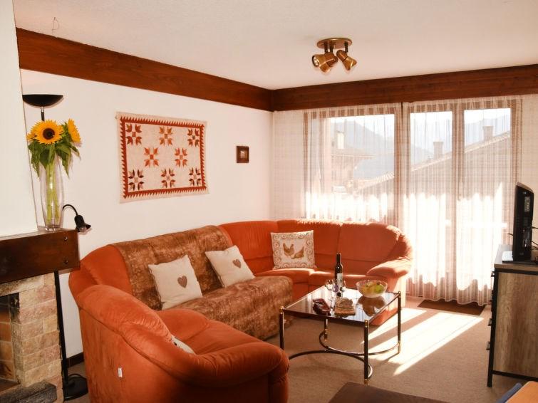 Location vacances Bagnes -  Appartement - 4 personnes -  - Photo N° 1