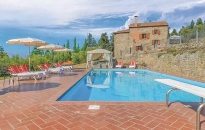 Location vacances Castiglion Fiorentino -  Maison - 16 personnes - Télévision - Photo N° 1