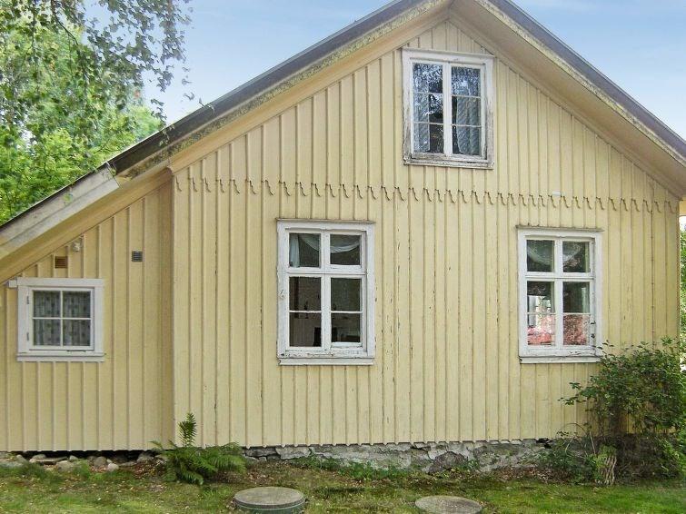 Maison pour 2 personnes à Hjälteby