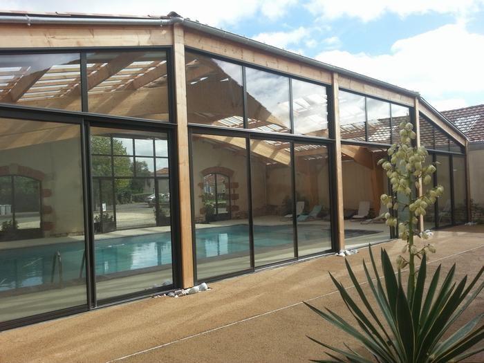 Holiday rentals Sainte-Gemme-la-Plaine - Cottage - 11 persons - BBQ - Photo N° 1