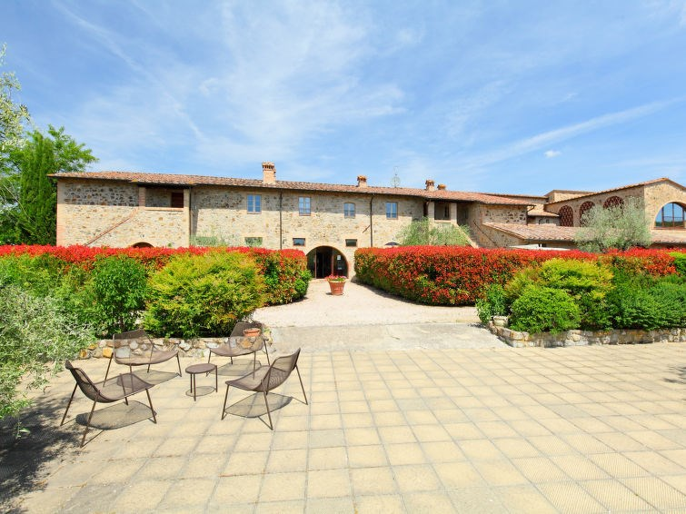 Location vacances Colle di Val d'Elsa -  Appartement - 5 personnes -  - Photo N° 1