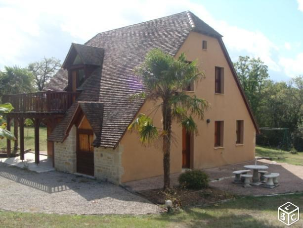 Holiday rentals Loubressac - Cottage - 14 persons - BBQ - Photo N° 1
