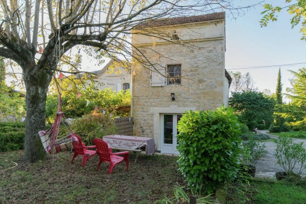 Location vacances Fayssac -  Maison - 2 personnes - Barbecue - Photo N° 1