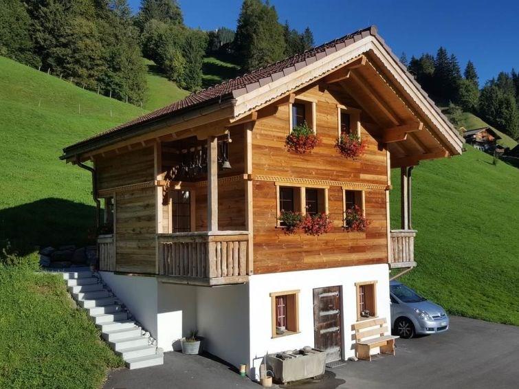 Location vacances Adelboden -  Appartement - 2 personnes -  - Photo N° 1