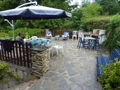 Location vacances Saumane -  Gite - 4 personnes - Barbecue - Photo N° 1