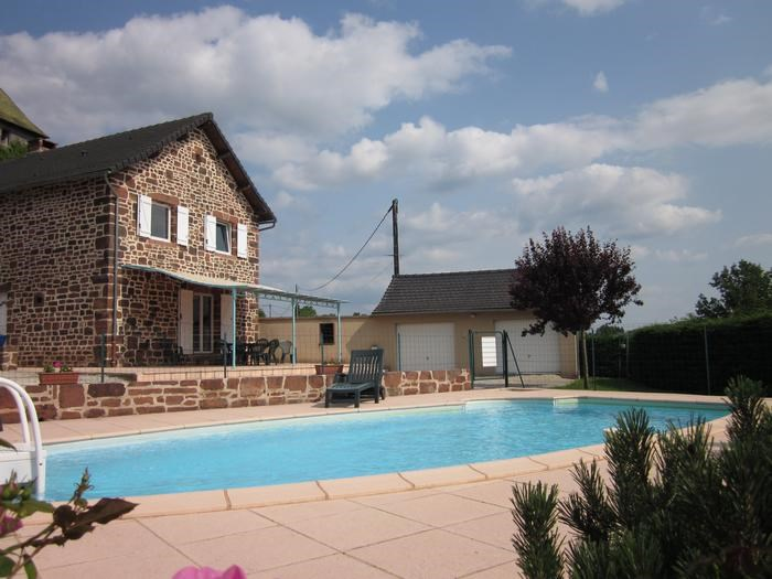 Holiday rentals Lagleygeolle - House - 8 persons - BBQ - Photo N° 1