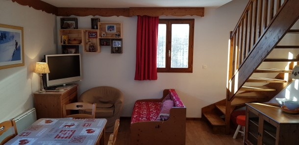 Location vacances Le Dévoluy -  Maison - 8 personnes - Télévision - Photo N° 1