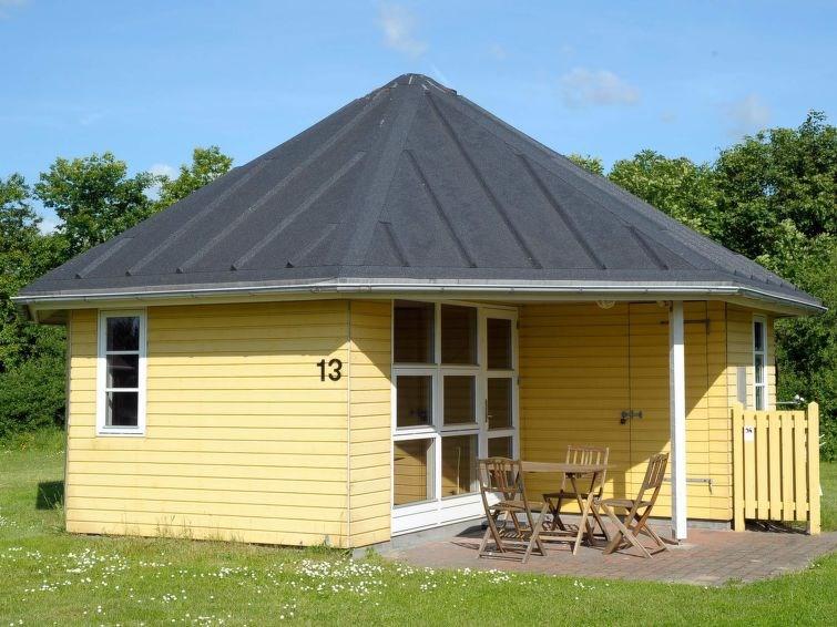 Maison pour 6 à Hovborg
