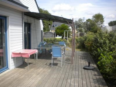 Holiday rentals Agon-Coutainville - Cottage - 8 persons - BBQ - Photo N° 1