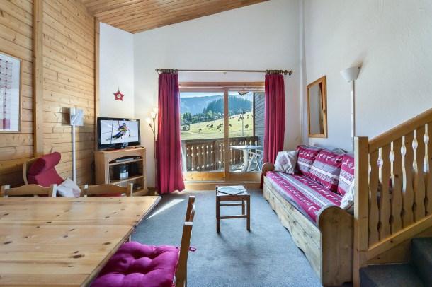 Location vacances Saint-Bon-Tarentaise -  Appartement - 7 personnes - Lecteur DVD - Photo N° 1