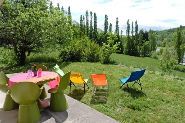 Location vacances Roybon -  Maison - 6 personnes - Barbecue - Photo N° 1