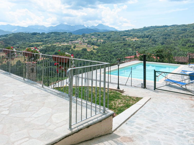 Location vacances Castelnuovo di Garfagnana -  Appartement - 3 personnes -  - Photo N° 1