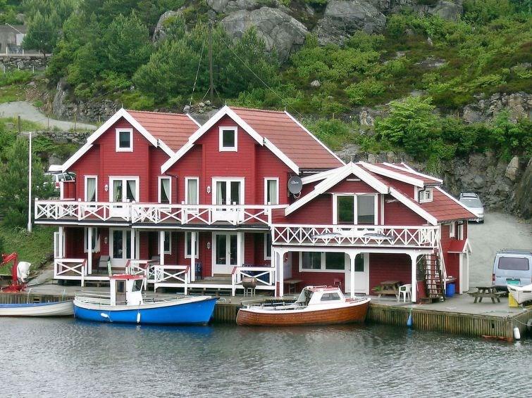 Maison pour 6 personnes à Bokn