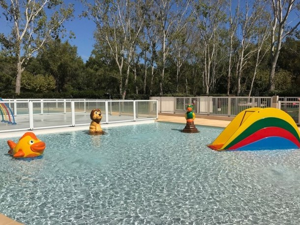 T2 avec piscine au domaine de La Coudoulière