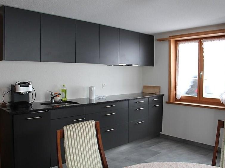 Appartement pour 6 à Lenk