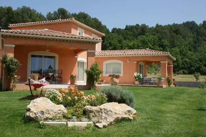 Villa pour 6 pers. avec piscine privée, Pernes-les-Fontaines