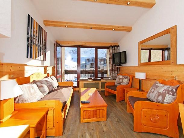 Location vacances Tignes -  Appartement - 12 personnes - Télévision - Photo N° 1