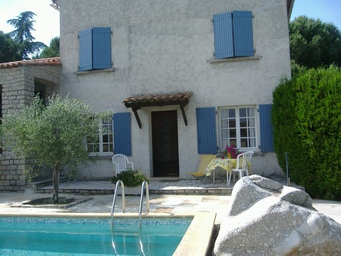 Appartement pour 3 pers. avec piscine privée, Cassagnoles