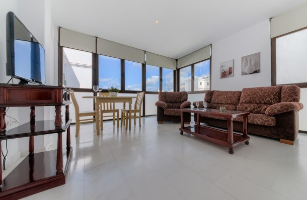 Location vacances Conil de la Frontera -  Appartement - 3 personnes - Télévision - Photo N° 1