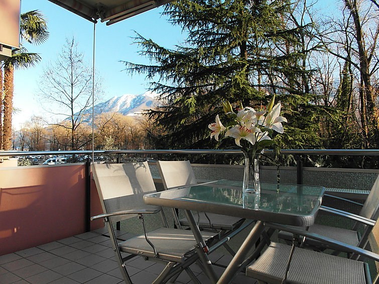 Appartement pour 3 personnes à Locarno