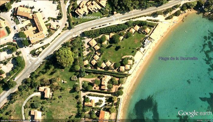 Résidence à 50m de la plage et des commerces