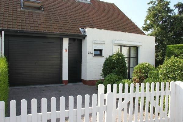 Location vacances Middelkerke -  Maison - 4 personnes - Terrasse - Photo N° 1