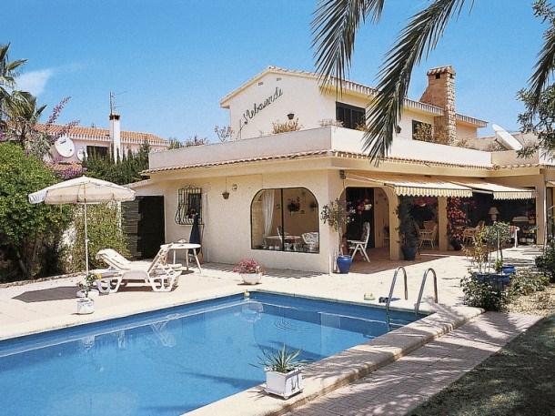 Location vacances la Vila Joiosa -  Maison - 4 personnes - Balcon - Photo N° 1