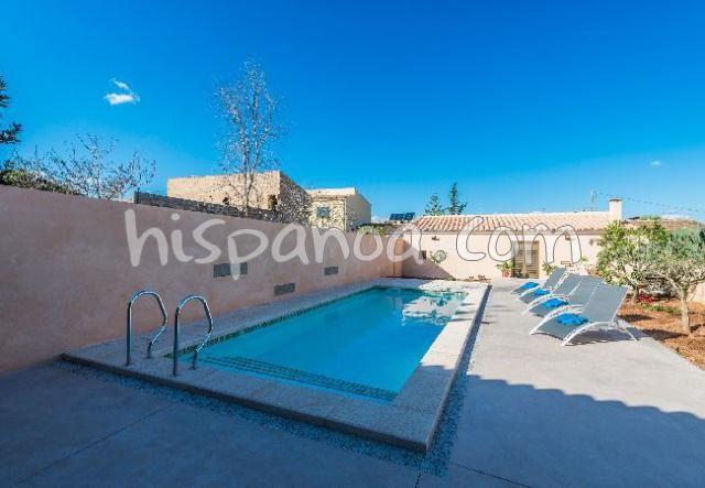 Villa de vacances pour 7 pers à Majorque avec piscine privée |esco
