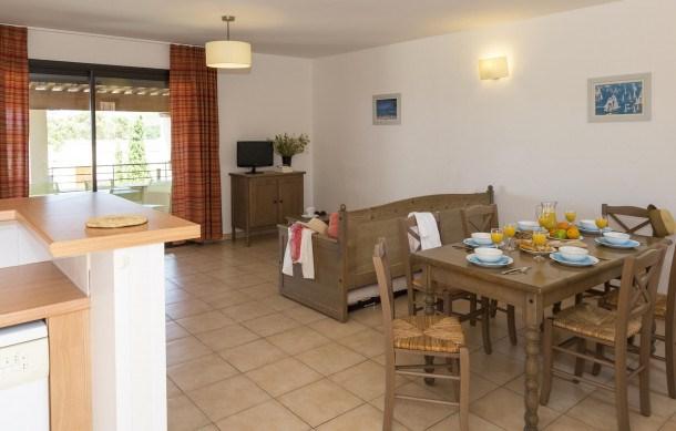Location vacances Belgodère -  Appartement - 7 personnes - Congélateur - Photo N° 1