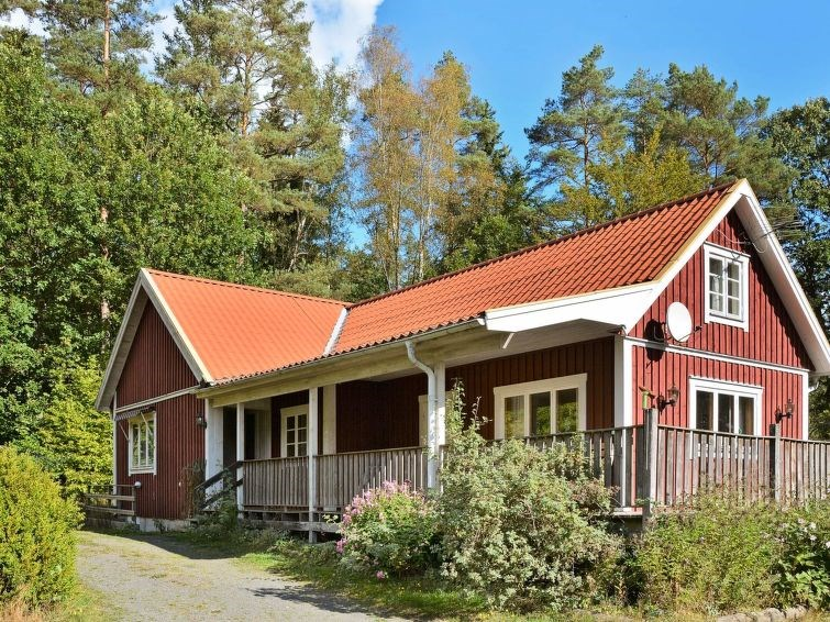 Maison pour 3 personnes à Hallabro