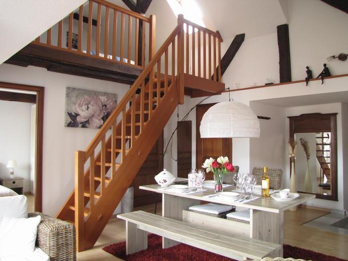Location vacances Ribeauvillé -  Appartement - 4 personnes - Chaîne Hifi - Photo N° 1
