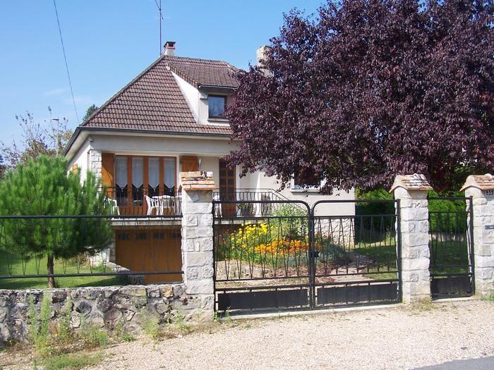 Location vacances Montigny-sur-Loing -  Gite - 6 personnes - Barbecue - Photo N° 1