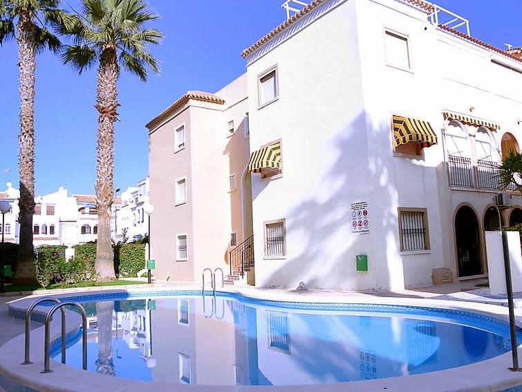 Location vacances Torrevieja -  Appartement - 4 personnes -  - Photo N° 1